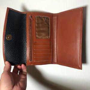 Dooney & Bourke Bags - Vintage Dooney & Bourke Folio Wallet